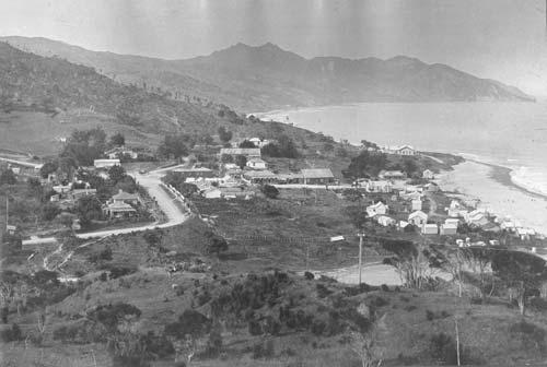 Waipiro Bay, 1910
