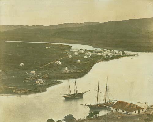 Gisborne, 1871