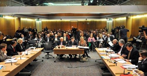 Privileges Committee meeting