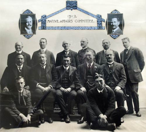 Native Affairs Committee, 1912