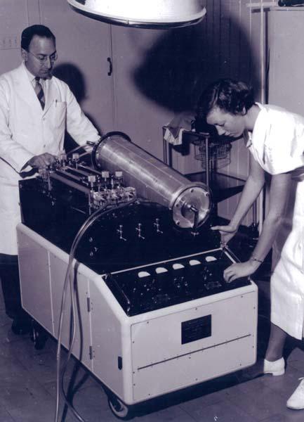 Melrose machine
