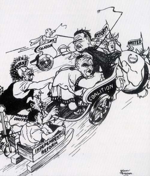 1931 election race