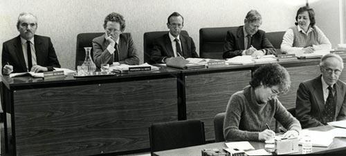 Te Kōmihana Karauna mō te Pūnaha Kōwhiri i te tau 1986