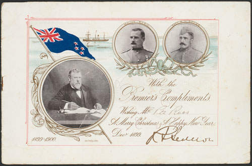 From Blue Ensign to New Zealand flag