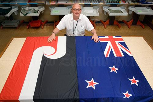 Tino rangatiratanga flag: the national Māori flag
