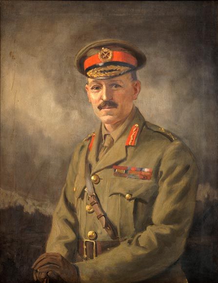Major General Andrew Russell