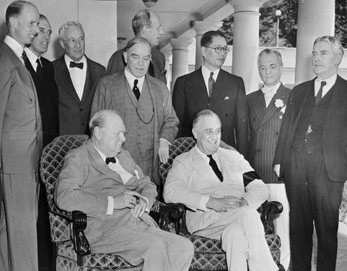 Pacific War Council, 1942