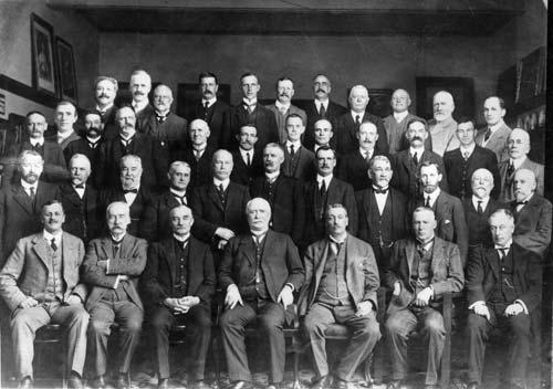 Reform government, 1914