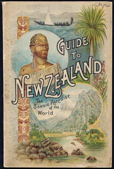 Tourist guide to New Zealand