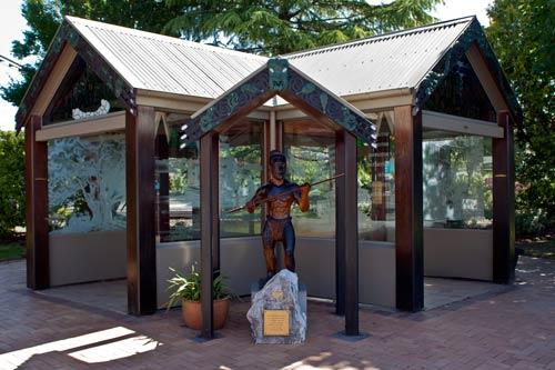 Millennium pavilion, Te Kūiti