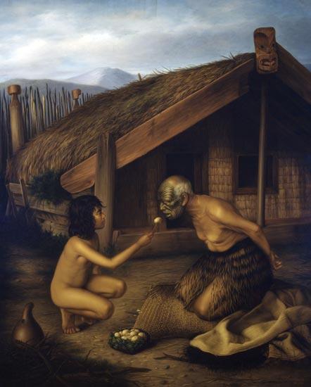 'Tohunga under tapu'