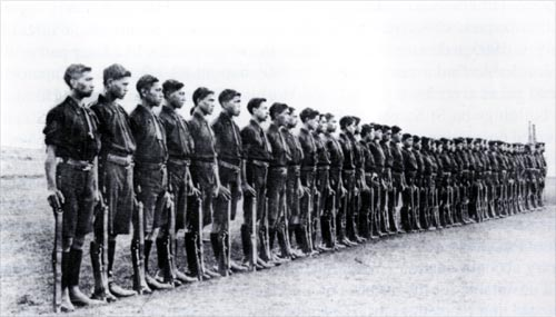 St Stephen's cadets
