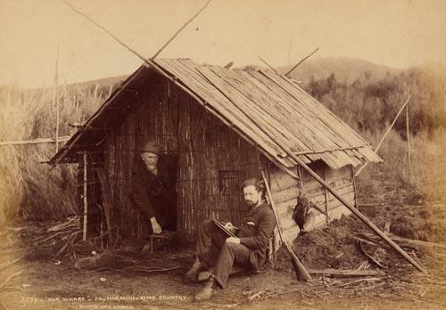 Photographer Alfred Burton, artist Edward Payton a...