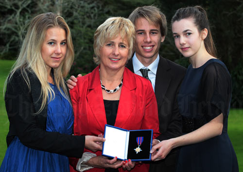 Posthumous honour for a good Samaritan