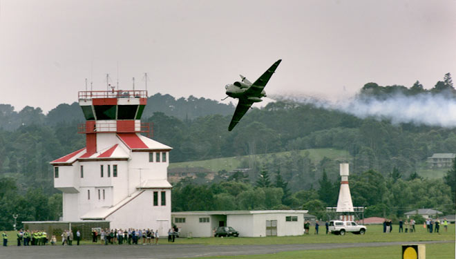 Last of the Skyhawks, 2001