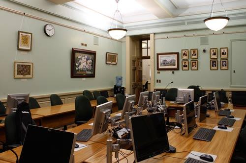 Asia Room, Parliament