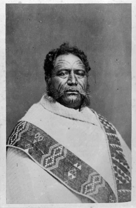 Paora Tūhaere, 1878