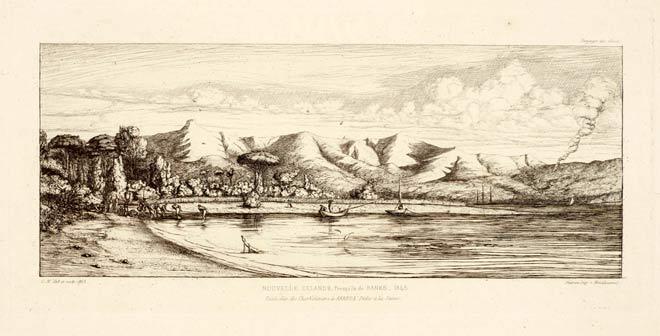 European migrants: French settlers, Akaroa