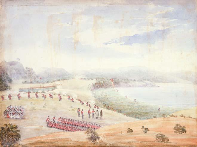 Battle at Puketutu