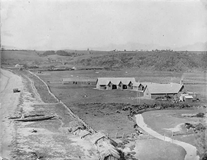 Kohimarama conference 1860 k wanatanga m ori - Mission bay swimming pool auckland ...