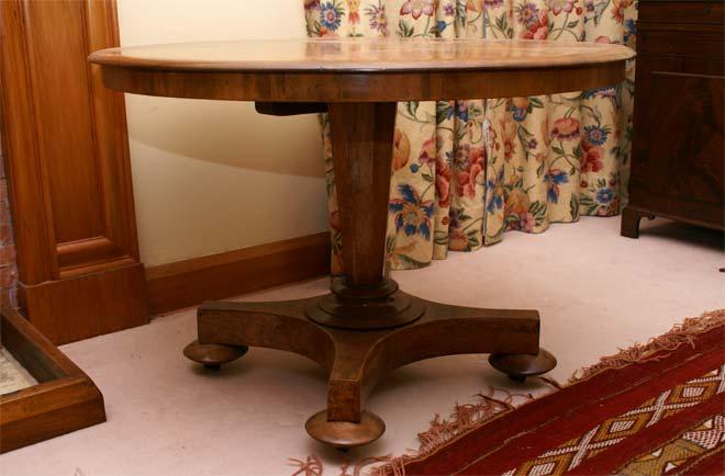 Josephus Hargreaves's table