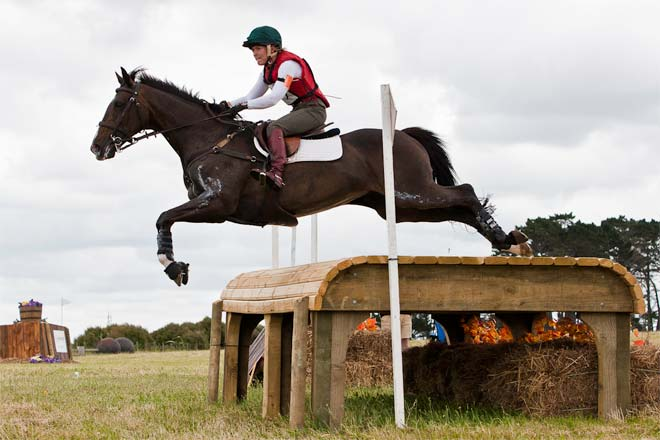 Eventing: cross-country