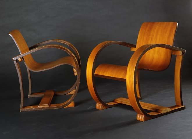 Pressed Plywood Chair Furniture Te Ara Encyclopedia Of