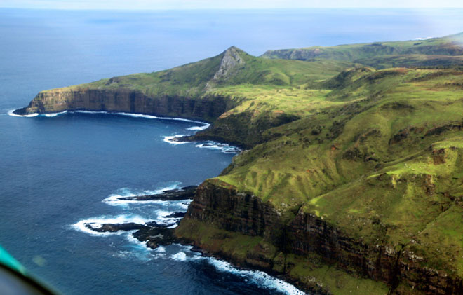 Southern Cliffs Chatham Islands Te Ara Encyclopedia Of