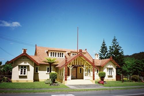 Te Whare o Tūrangawaewae