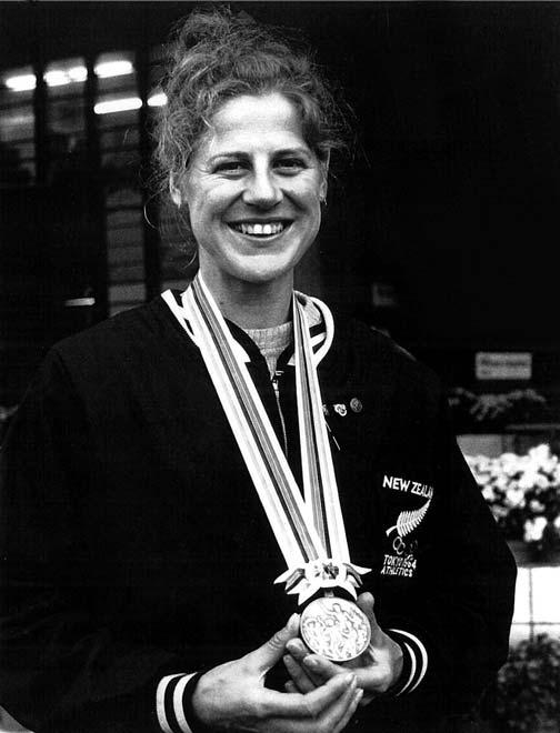 Marise Chamberlain, Tokyo, 1964