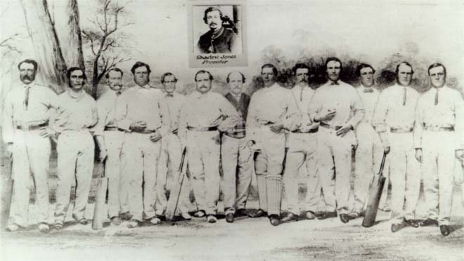 George Parr's All England team