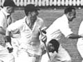 New Zealand's first test cricket win, 1956