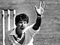 Richard Hadlee's 300th test wicket
