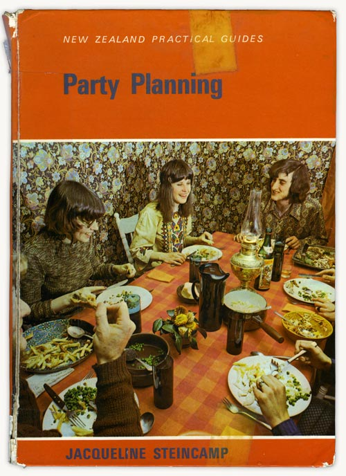 1970s dinner party