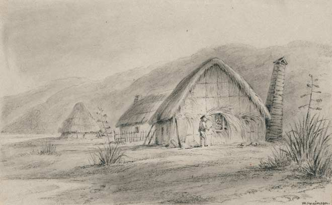 Many of the first Europeans who settled in New Zea...