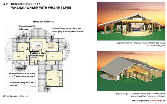 Maori State House Design Housing Te Ara Encyclopedia Of New Zealand