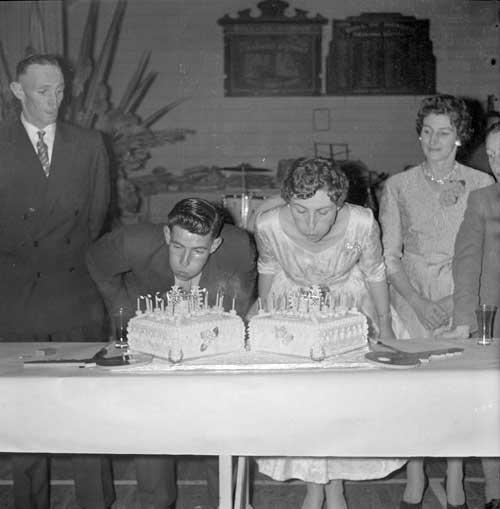 Turning 21: a joint celebration