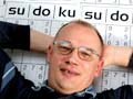 Wayne Gould, populariser of Sudoku