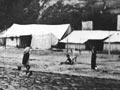 Canvas village, Ōrākei, 1910
