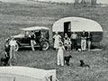 Cambridge Caravan Club, 1936