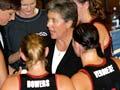 Coaches: Leigh Gibbs