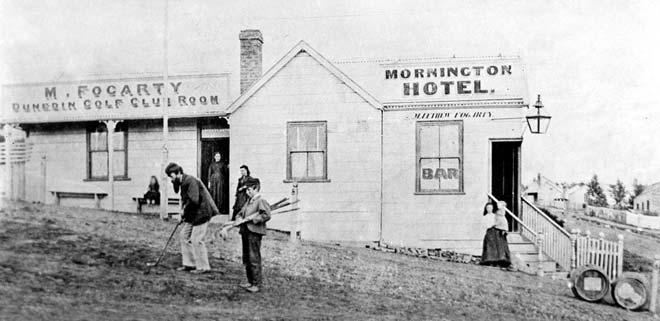 Dunedin Golf Club, 1871