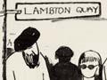 Lambton Quay beatniks