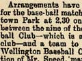 The Hicks-Sawyer Minstrel Baseball Club