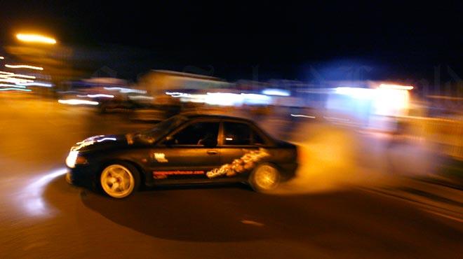 'Boy racers,' 2007