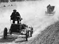 First stand-alone motor race, 1905
