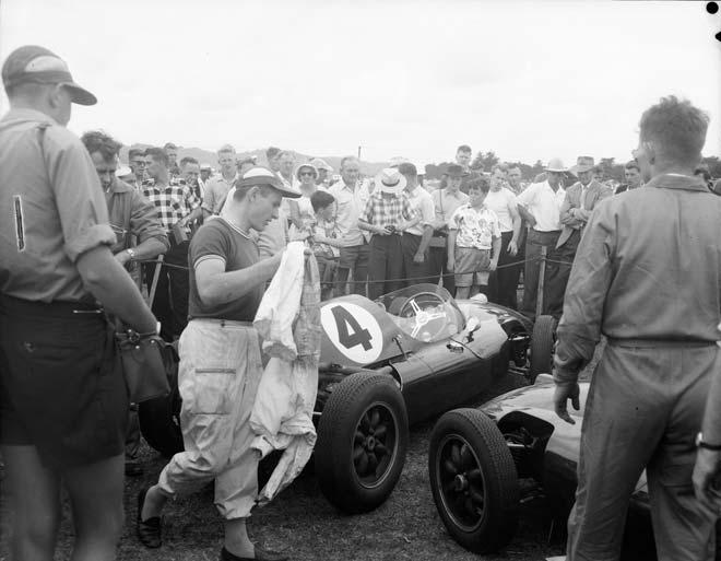 Bruce McLaren, 1959