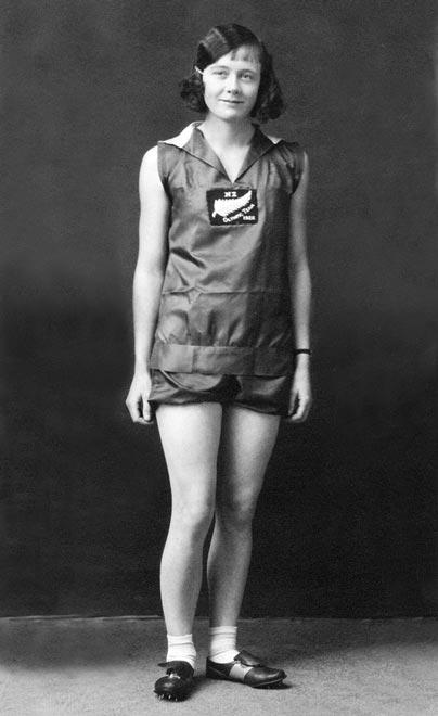 Norma Wilson, 1928