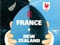 France versus New Zealand, 1968