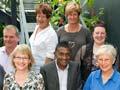 Netball New Zealand board members, 2013